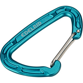 Edelrid Mission Carabiner icemint